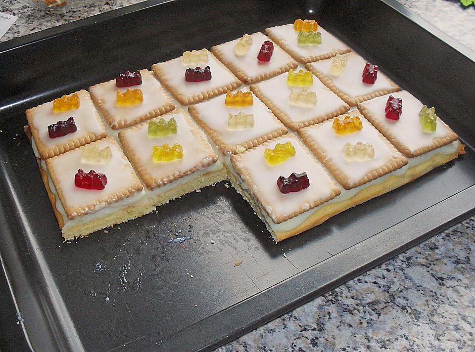 Zitronen Butterkeks Kuchen Von Sanne 5 Chefkoch De