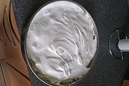 Rhabarbertorte mit Eischnee (Bild)