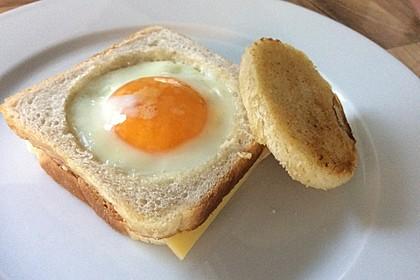 Egg in a basket 14
