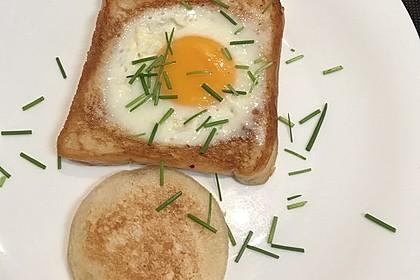 Egg in a basket 3