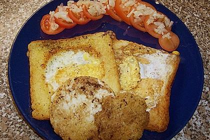 Egg in a basket 30