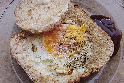 Egg in a basket 38