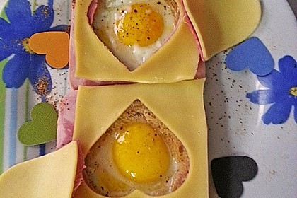 Egg in a basket 10