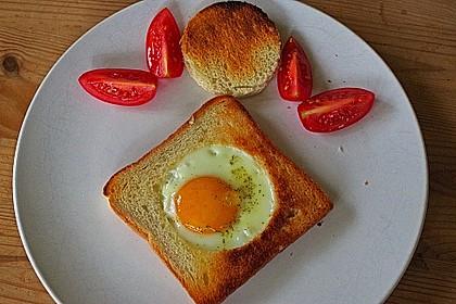 Egg in a basket 5