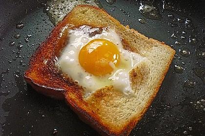 Egg in a basket 13