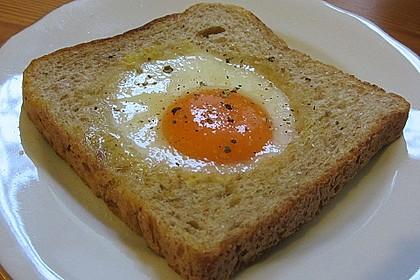 Egg in a basket 6