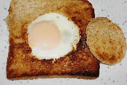Egg in a basket 24