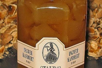 Walnuss - Ingwer - Kuchen 2