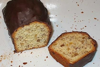 Walnuss - Ingwer - Kuchen