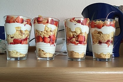 Erdbeer - Tiramisu - Dessert 19