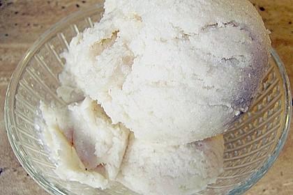 Bananen - Joghurt - Eis