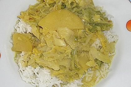 Kartoffel-Wirsing-Curry 16