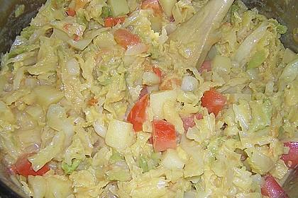 Kartoffel-Wirsing-Curry 19