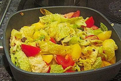 Kartoffel-Wirsing-Curry 7