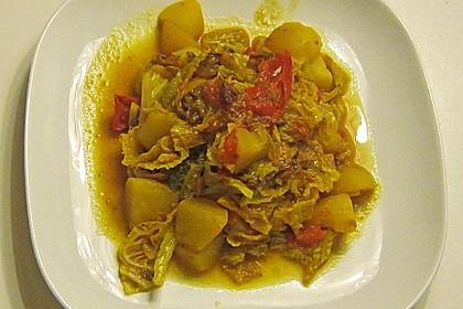 Kartoffel-Wirsing-Curry 9
