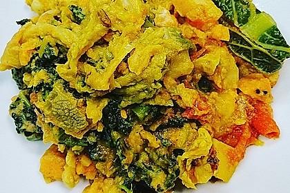 Kartoffel-Wirsing-Curry 10