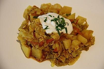 Kartoffel-Wirsing-Curry 4