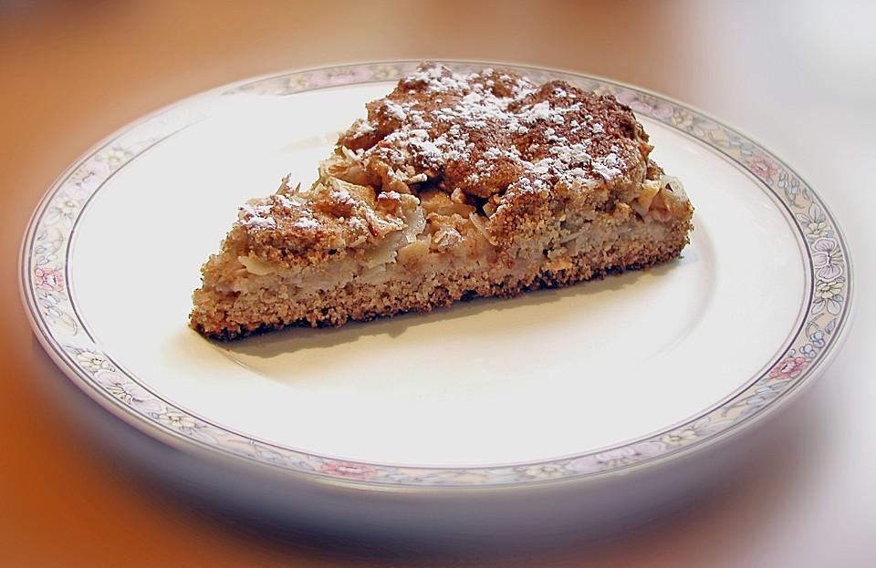 Dinkel Apfelkuchen Von Dieliebebeate Chefkoch De