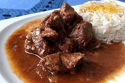 Rotes Lammcurry 1