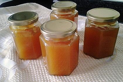 Holunderblüten - Orangenmarmelade 12