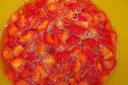 Erdbeer - Bowle 2