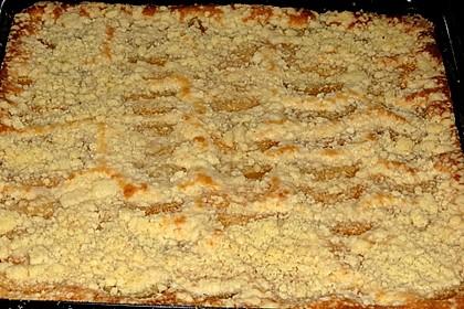Eierlikör - Streuselkuchen 100