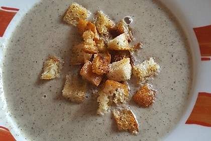 Champignon-Creme-Suppe 26