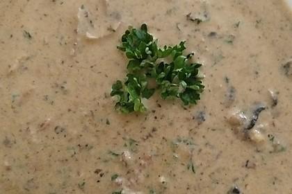Champignon-Creme-Suppe 21