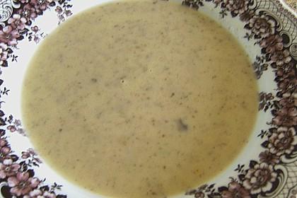 Champignon-Creme-Suppe 38