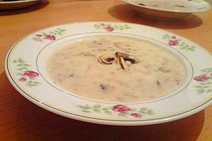 Champignon-Creme-Suppe 34