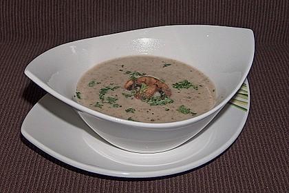 Champignon-Creme-Suppe 7