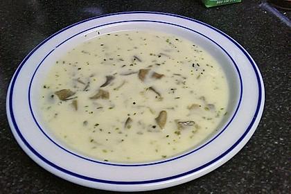 Champignon-Creme-Suppe 29