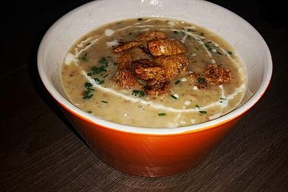 Champignon-Creme-Suppe 8