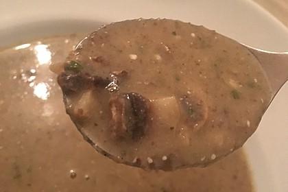 Champignon-Creme-Suppe 33