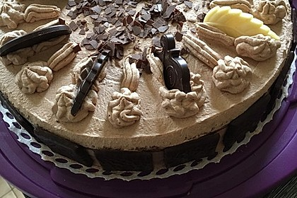After - eight - Torte 60