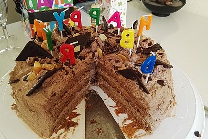 After - eight - Torte 1