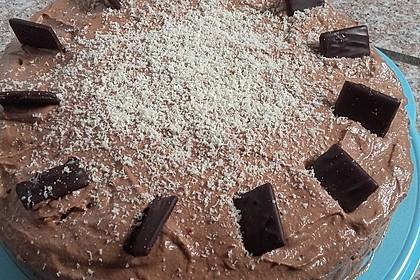 After - eight - Torte 30