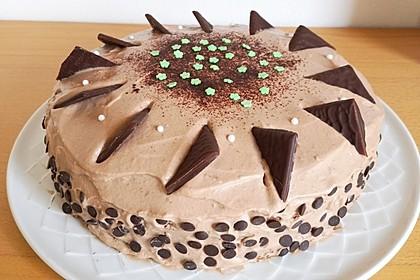 After - eight - Torte 8
