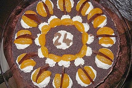 After - eight - Torte 70