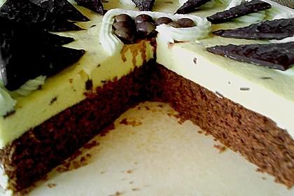 After - eight - Torte 83