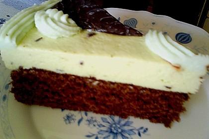 After - eight - Torte 82