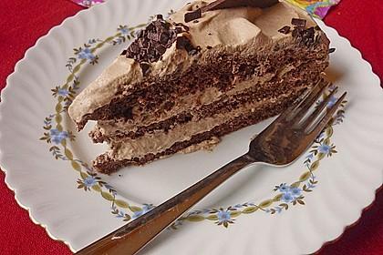 After - eight - Torte 14