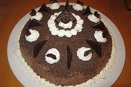 After - eight - Torte 32