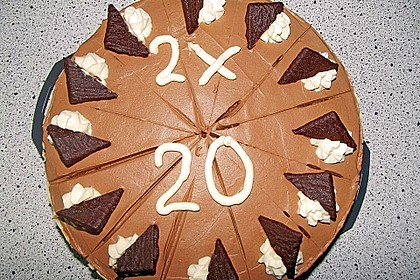 After - eight - Torte 26