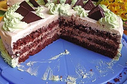 After - eight - Torte 33
