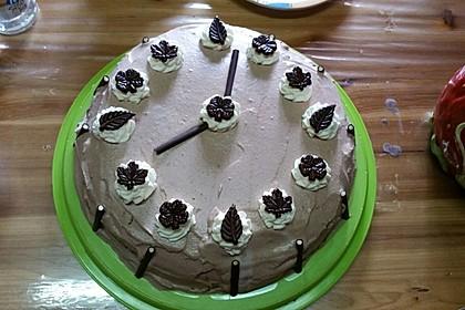 After - eight - Torte 21