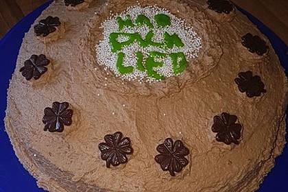 After - eight - Torte 72