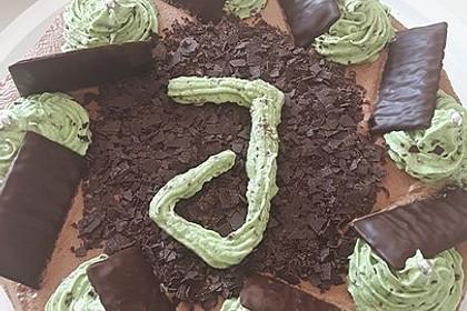 After - eight - Torte 61