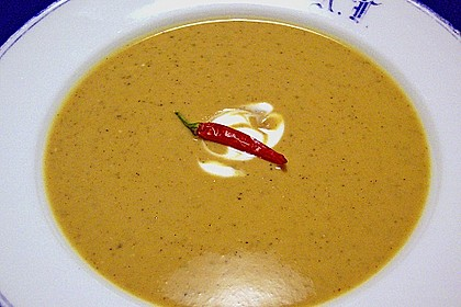 Rote Linsensuppe 5