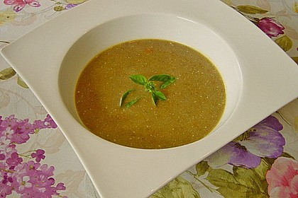 Rote Linsensuppe 18